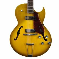 2013 Epiphone E452TD 1962 Collection Sorrento Electric Guitar Royal Olive