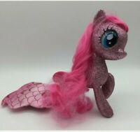 My Little Pony The Movie Official glitter sea pony pinkie pie mermaid MLP