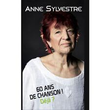 ANNE SYLVESTRE - 60 Ans de chansons ! Déjà ? Coffret 19 CD (neuf)