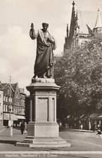 Ansichtkaart Nederland : Haarlem - Standbeeld Coster (bc039)