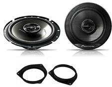 Toyota Corrolla 00-06 Pioneer 17cm Front Door Speaker Upgrade Kit 240W
