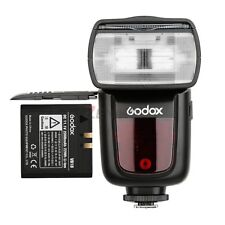 Godox V860II-C 2.4G TTL HSS 1/8000 Wireless Flash with Battery for Canon EOS Cam