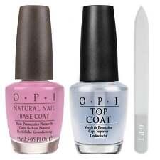 OPI Gift Set 2 X 15ml Top Coat T30 & Base Coat T10 UK