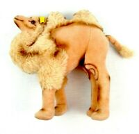 "RARE Steiff Camel Cosy 11"" Tall with Button & Tag 4890/28 Vintage Austria Plush"