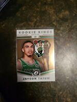 2017-18 Panini Optic ROOKIE KINGS Jayson Tatum RC #3 - BOSTON CELTICS