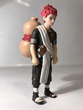 "Mattel Naruto Sand Attack Gaara 5"" Action Figure Bag Rare Shonen Jump 2006"