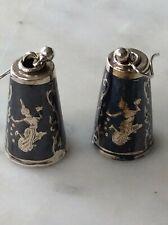 Earrings  Siam Silver  1940s