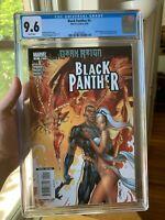 Black Panter 5 (2009). CGC 9.6. 1st Appearance of Shuri as Black Panther.
