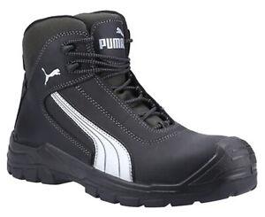 Puma Cascades Safety Mens Composite Toe Cap Industrial Work Boots Shoes UK6-13
