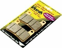 Front Vesrah Sintered Metal Brake Pads for POLARIS Sportsman 400 HO 4x4 08-14