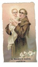 santino.64 SANT'ANTONIO DI PADOVA MILANO 1906