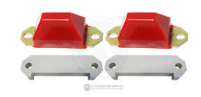 82-02 Trans Am Polyurethane Rear End Differential Bump Stops w/ Spacers RED