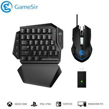 Gamesir VX Wireless Gaming Keyboard And Mouse Set Combo For PS3 PS4 XBox One PC