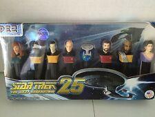 Star Trek Next Generation 25th Anniversary Pez New