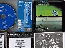 THE DREGS Industry Standard JAPAN Mini-LP CD BVCM-37690 OBI+INNER SLEEVE+INSERT