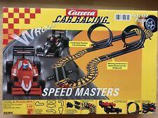 Carrera Car Racing Speed Masters 50264 Rennbahn, FUNKTIONIERT, getestet