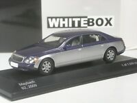 Classe : Whitebox Maybach Limousine Long IN 1:43 IN Emballage D'Origine