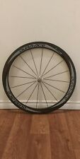 Shimano Dura Ace WH-7801 Carbon Front Wheel 700c Tubular. 50mm Deep . 10 Speed.