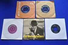 More details for 5 x 7 inch vinyl singles the goons peter sellers spike milligan harry secombe mi