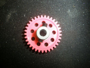 PARMA/PSE Pink 33T 48P SLOT SPROCKETS Spur Gear-NEW-slot car FREE Shpg