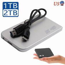 "2.5"" 1/2TB USB 3.0 Portable External Hard Disk Drive HDD for PC Laptop Desktop"