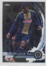 2014 Topps Chrome MLS Maurice Edu #68