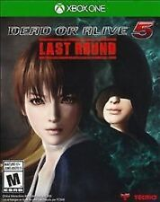 Dead or Alive 5: Last Round USED SEALED Microsoft Xbox One 1 XB1 XB3