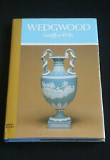 Geoffrey Wills - Wedgwood HC/DJ history of british pottery maker