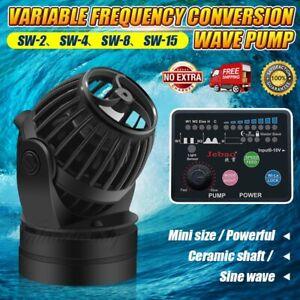 2021 NEW Jebao Marine Coral Aquarium Wireless Wave Maker SW-2 SW-4 SW-8 SW-15 US