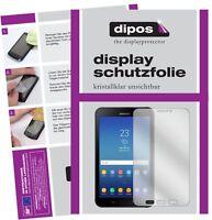 2x Folie für Samsung Galaxy Tab Active 2 Schutzfolie klar Displayschutzfolie