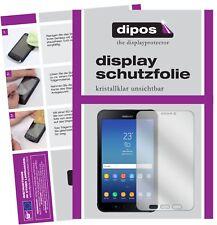 2x Samsung Galaxy Tab Active 2 Film de protection d'écran protecteur clair dipos
