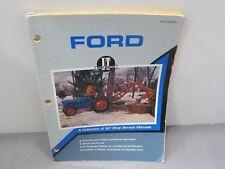 IT Shop Manual FORD Dexta Major Diesel 6000 1000 1600 8000 8600 9700 Tractor SET