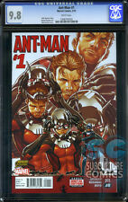 ANT MAN #1 - CGC 9.8 - FIRST PRINT - SOLD OUT - GET IT BEFORE THE MOVIE HITS