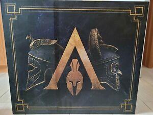 Assassin's creed odyssey Pantheon Edition Collector Sans Jeu Ni Steelbook niPass