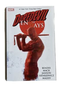 Daredevil: End Of Days - Marvel Comics OOP (out of print) Graphic Novel TPB NEW!