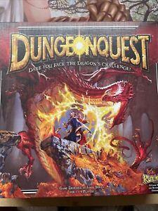 DungeonQuest Boardgame 2010   Fantasy Flight Games FFG   New