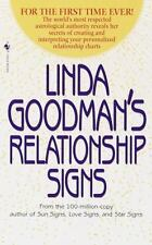 Linda Goodman's Relationship Signs: The World's Most Respected Astrological Auth
