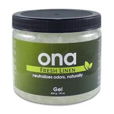 Ona Gel 1L Fresh Linen - Odour Neutralizer - Professional Odour Control 1 Litre