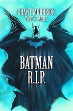 BATMAN: R.I.P. TPB by Grant Morrison, Tony Daniel & DC Comics RIP TP