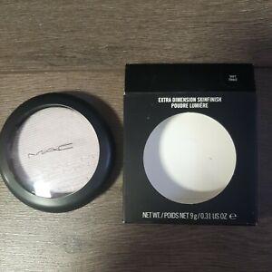 MAC Extra Dimension Skinfinish-Soft Frost Full Size .31oz NIB MSRP $37