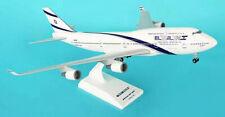 El Al - Boeing 747-400 - 1:200 - SkyMarks SKR488 - Flugzeug Modell ElAl B747 NEU
