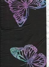 tonga MONARCH & SWALLOWTAIL ~ BATIK BUTTERFLY fabric retired timeless treasures