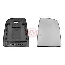 MERCEDES Sprinter 2006 - > 2011 porte/Ala Specchio Vetro Argento, riscaldato & Base, Rightside