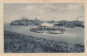 Bratislava, Pressburg, Panorama glum 1930? F4793