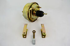"""1964 1965 1966 Ford Mustang 7"""" power brake booster for dual bowl conversion NEW"""