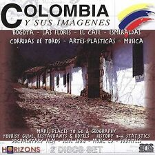 Colombia Y Sus Imagenes, Horizons Collection, Very Good