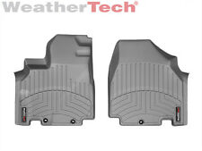 WeatherTech FloorLiner Floor Mat for Honda Odyssey - 2011-2017 - 1st Row - Grey