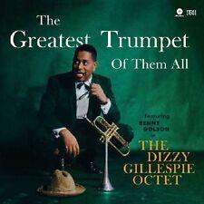 Dizzy Gillespie / The Greatest Trumpet Of Them All - Vinyl LP 180g