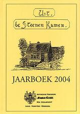 UIT DE STEENEN KAMER - JAARBOEK 2004  SUYDER COGGE