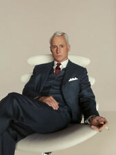 "Mad Men Roger H. Sterling 14 x 11"" Photo Print"
